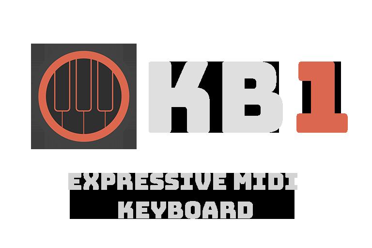 KB-1 | Expressive MIDI Keyboard